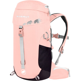 Mammut First Trion - Sac à dos Enfant - 18l rose/noir
